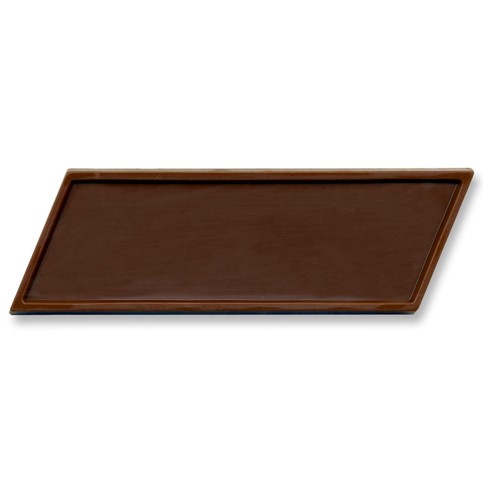 チョコレートプレート